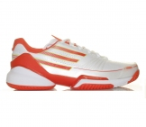 Adidas - Adizero Feather white/red - SS12 Men tennis shoe