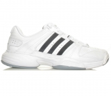 Adidas - Ambition Stripes V Carpet Men - white Men tennis shoe