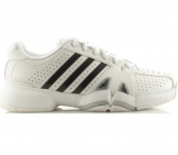 Adidas - Barricade Team 2.0 white/silver/black - Men tennis shoe