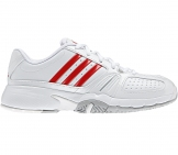 Adidas - Barricade Team 2.0 Women white/gray/red Women tennis shoe