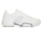 Adidas - Barricade Team Women - white/silver Women tennis shoe
