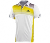 Adidas - Boys Adizero Polo - SS13 kids tennis apparel