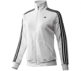 Adidas - Damen Essentials 3 Stripes Tracktop Jacket Damen Sportbekleidung