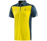 Adidas - Men French Open On Court Polo - SS13 Men tennis apparel