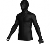 Adidas - Herren Tech Fit Prep Warm Full Zip - HW12 Herren Sport apparel
