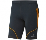 Adidas - Running Pant Men Response Short Tight - Men running apparel