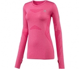 Adidas - Running Shirt Women Sequentials LS Tee Women running apparel