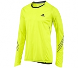 Adidas - Running Shirt Men SuperNova LS Tee - Men running apparel