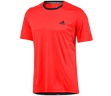 Adidas - Running Shirt Men SuperNova SS Tee - Men running apparel