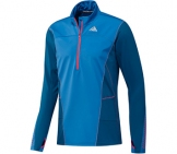 Adidas - Running Shirt Men Trail Wind Block L/S Men running apparel