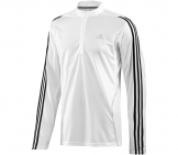 Adidas - Running Shirt Response Men 1/2 Zip - Men running apparel