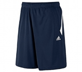 Adidas - Men Barricade Team Bermuda - blue/white Men tennis apparel