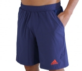 Adidas - Men Adizero Bermuda blue - HW12 Men tennis apparel