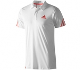 Adidas - Men Adizero Wimby Polo white - HW12 Men tennis apparel
