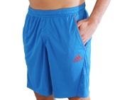 Adidas - Men Barricade Bermuda blue - HW12 Men tennis apparel