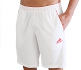 Adidas - Men Barricade Bermuda white- HW12 Men tennis apparel