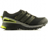 Adidas - Response TR GTX 19 Men black/lime yellow- Men running shoe