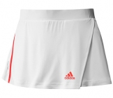 Adidas - Women Adizero Skort white - HW12 Women tennis apparel