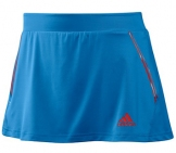 Adidas - Women Barricade Skort blue/red - HW12 Women tennis apparel