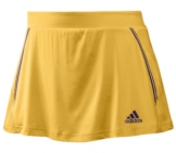 Adidas - Women Barricade Skort gold/violet - HW12 Women tennis apparel