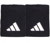 Adidas - Wristband Large black Adidas tennis apparel Adidas