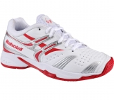 Babolat - Drive Lady 2 white/red Women tennis shoe