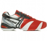 Babolat - Pro Pulse 3 Andy Roddick - red Men tennis shoe