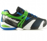 Babolat - Propulse 3 Andy Roddick grey/green Men tennis shoe