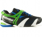 Babolat - Propulse 3 Clay Andy Roddick grey/green Men tennis shoe
