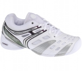 Babolat - V-pro Indoor Lady white/lila Women tennis shoe
