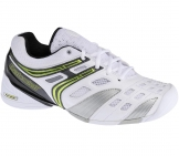 Babolat - V-pro Indoor white/green Men tennis shoe