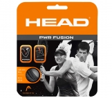 Head - PWR Fusion Set 16 LB black Head tennis string sets Head