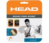 Head - Sonic Pro Edge 12m - 1,30mm Head tennis string sets Head