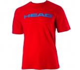 Head - T-Shirt Junior Ivan Branded kids tennis apparel