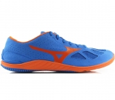 Mizuno - Running shoe Be Mens blue/orange - HW12 Men running shoe