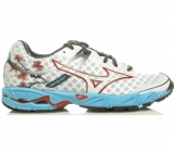 Mizuno - Precision 12 Women - red Running shoes Women running shoe