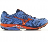 Mizuno - Womens Running Shoe Wave Elixir 7 blue - Women running shoe