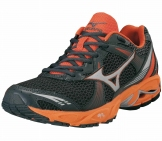Mizuno - Running Shoe Wave Ovation 2 anthracite Men running shoe