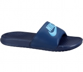 Nike - Benassi JDI blue Men Sport shoe
