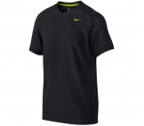 Nike - Boys Contemporary Athlete Top US Open black kids tennis apparel