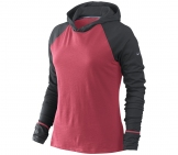Nike - Women Running Shirt Soft Hand Hoody - Women running apparel
