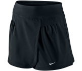 Nike - Girls Athlete Skirt black - FA12 kids tennis apparel