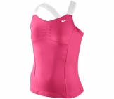 Nike - Girls Athlete Top pink - FA12 kids tennis apparel