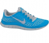 Nike -Running Shoe Free 3.0 V4 gray - FA12 Men running shoe