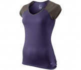 Nike - Running Shirt Women New Relay Women running apparel