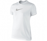 Nike - Legend Top Girls white - FA12 kids tennis apparel