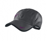 Nike - Rafa Bull Logo Cap Anthracite Men tennis apparel