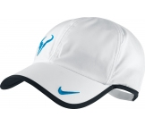 Nike - Rafa Bull Logo Cap white/blue - SP12 Men tennis apparel