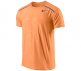 Nike - Rafa Finals Clay Crew orange - SU12 Men tennis apparel