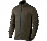 Nike - Rafa Nadal Power Court N98 Jacket khaki - Men tennis apparel